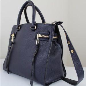 Rebecca Minkoff Navy blue Geneva satchel